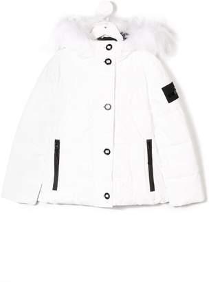 Diadora Junior hooded coat