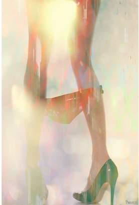 Parvez Taj Fast Start Art Print on Canvas