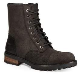 UGG Kilmer II UGGpure and Sheepskin-Lined Leather Waterproof Boots
