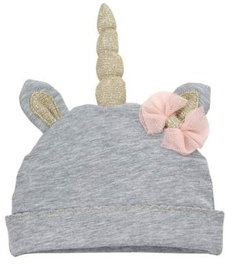 Mud Pie Unicorn Beanie Cap