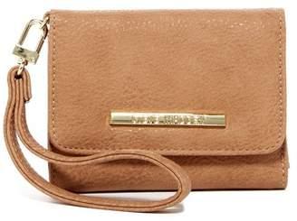 Steve Madden French Wristlet Wallet