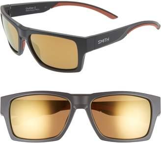 368173608b Smith Outlier 2 57mm ChromaPop(TM) Polarized Sunglasses