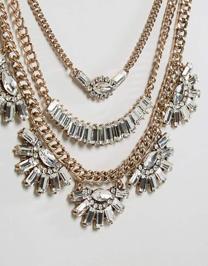 aldo statement necklace shopstyle canada