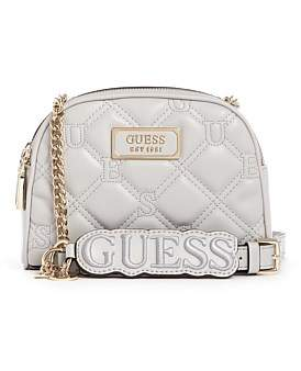 GUESS Lolli Mini Xbody Double Zip