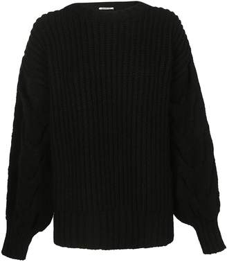 P.A.R.O.S.H. Ribbed Knit Sweater