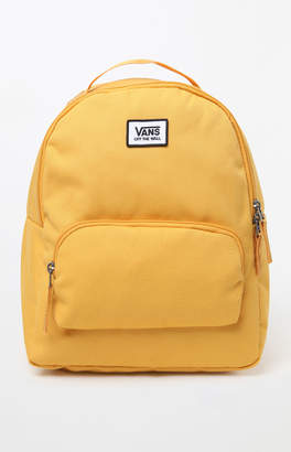 Vans Mustard Mini Backpack
