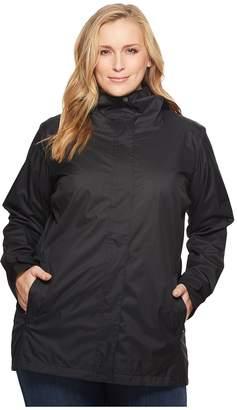 Columbia Plus Size Splash A Little II Rain Jacket Women's Coat