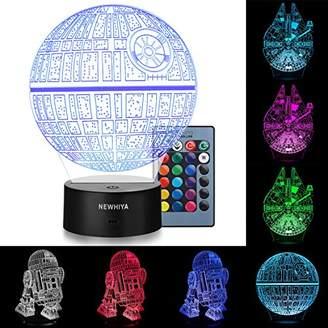 Star Wars 3D Illusion Night Light
