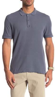 ATM Anthony Thomas Melillo Pique Short Sleeve Polo