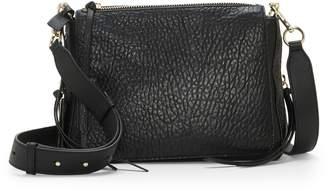 Vince Camuto Ida Textured Leather Shoulder Bag
