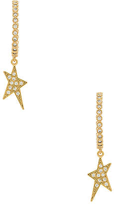 joolz by Martha Calvo Shooting Star Earrings