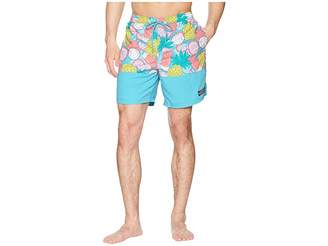 Vineyard Vines Tropical Drink Pieced Chappy Swim Trunk Men's Swimwear