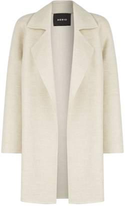 Akris Bessy Cashmere Coat