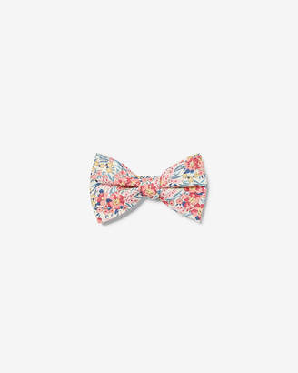 Express Floral Liberty Fabric Cotton Bow Tie