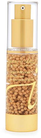 Jane Iredale Liquid Minerals Foundation, Latte 1.01 oz (30 ml)