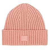Acne Studios Mini Pansy Wool Beanie-Pink