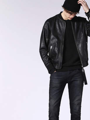 Diesel Leather jackets 0BASC - Black - L