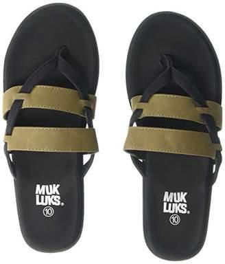 MUK-LUK Women's Finley Flip Flops ()