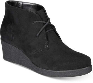 Style&Co. Style & Co Jerardy Wedge Ankle Booties, Women Shoes
