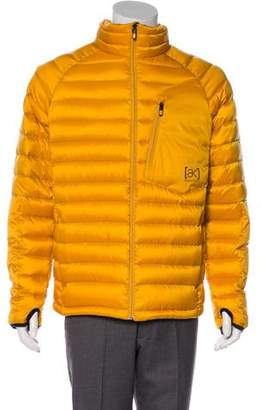 Burton Dry-Ride Quilted Puffer Jacket