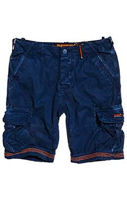 Superdry Men's Core Cargo Lite Shorts Beige