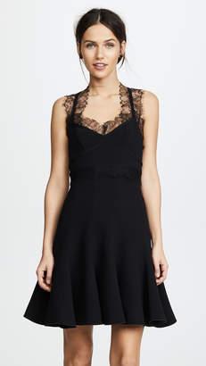 Giambattista Valli Lace Trim Dress
