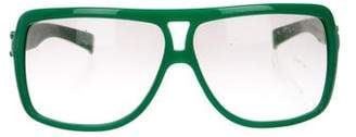 Burberry Shield Gradient Sunglasses