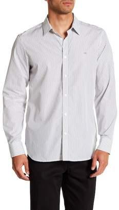 Calvin Klein Striped Print Shirt
