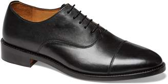 Anthony Logistics For Men Veer Mens Clinton Cap-Toe Oxford Leather Shoe in Goodyear Welted Construction (9 D, )