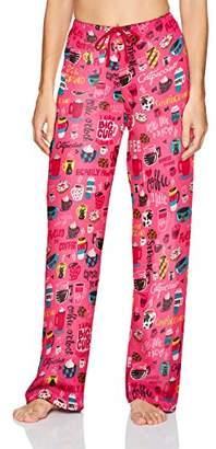 Hatley Little Blue House by Women's Classic Jersey Pajama Pants