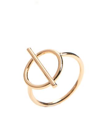 SABA Genna Circle Ring