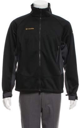 Columbia Lightweight Zip-Up Jacket