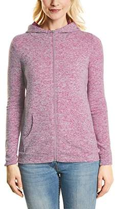 Cecil Women's 252661 Esther Cardigan, (Mineral Grey Melange 10327), Small