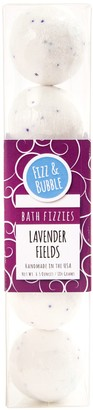 Fizz & Bubble Mini Bath Fizzies - Set of 5