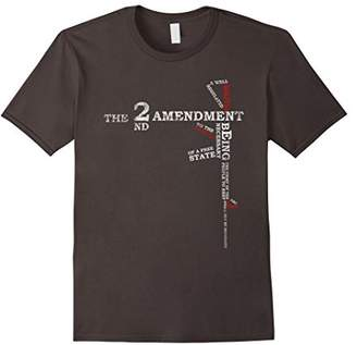 2nd Amendment T Shirt Pro Gun Tee