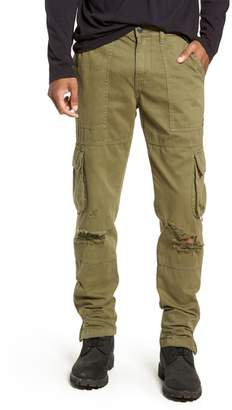 True Religion Brand Jeans Military Cargo Pants