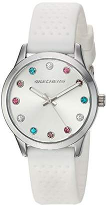 Skechers Women's 'The Dianthus' Quartz Metal and Silicone Casual Watch