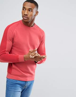 ONLY & SONS Sweatshirt With Cut And Sew Detailing