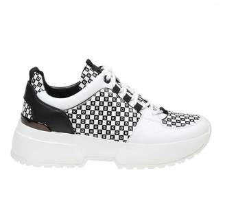 Michael Kors Sneakers Cosmo Trainer Color White And Black
