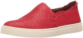 Frye Women's Ivy Fray Woven Slip Fashion Sneaker