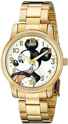 Disney Unisex W001844 Mickey Mouse Analog Display Analog Quartz Watch