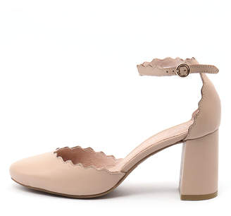Top end Jace Dk nude Shoes Womens Shoes Casual Heeled Shoes