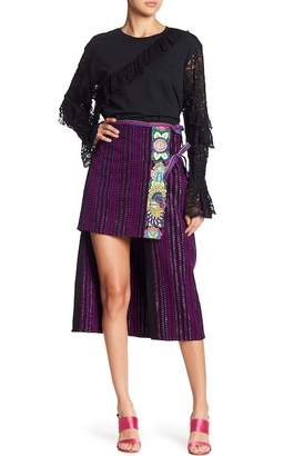 Anna Sui Gathering Skirt