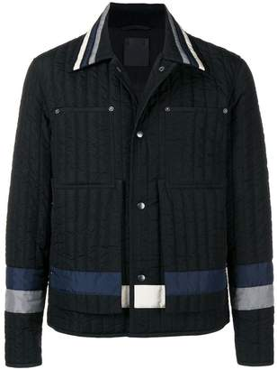 Craig Green quilted snap button jacket