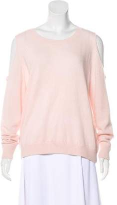 Minnie Rose Cashmere Knit Sweater w/ Tags
