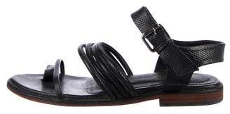 Rachel Comey Strapped Leather Sandals
