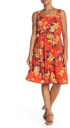 SUPERFOXX Easy Sleeveless Dress