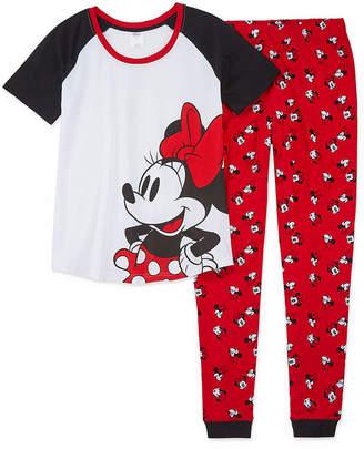 Disney 2-pc. Minnie Mouse Pajama Set Womens
