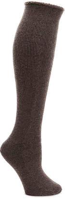 Lemon Plush Terry Knee Socks - Women's