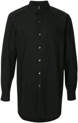 Kazuyuki Kumagai loose-fit shirt